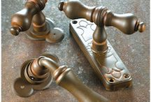 """Berlin"" Colllection - Traditional Hardware / ""Berlin"" Colllection range of traditional hardware products from Galbusera. A collection of door and window furniture finished in 13 different finishes to suit both traditional and contemporary style homes. Hand crafted in Italy."