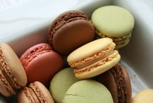 Macarons / by Olha Myturak