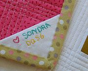 Quilt Label Ideas / by Michelle Naugle