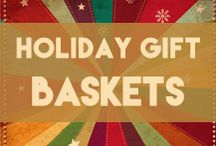 Holiday Gift Baskets / Shop Tortuga Rum Cakes gifts baskets.