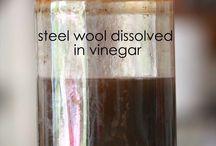 Ageing wood