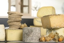 Farmhouse British Cheese / A selection of full flavoured British Cheeses