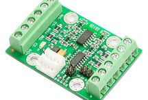 I2C Bus Analog Inputs / Analog to digital board has I2C bus for interfacing  through, and each input supports 4-20mA and 0-10V.
