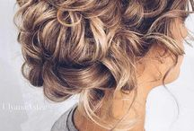 Valmistujais hiukset