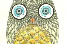 Owls / by Katie McClure