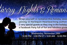 Harlequin Heartwarming Release Party with Prizes/Giveaways
