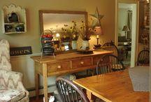 Dining room / by Sabrina Hosselton