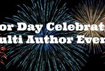 Author Events...