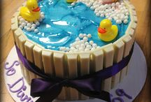 Cake decorating ideas / by Ashley Friend-Sehlstrom