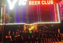 Thi công âm thanh tại VIC BEER CLUB Long Thành