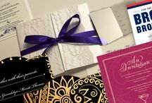 Invitations & Stationery Printing / Designing and Printing Attractive Invitation Cards