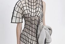 3-D printed fashion