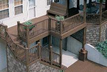 high elevation decks