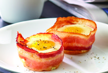 Food- Breakfast recipes / by Johnna McNair, Independent Director for The Pampered Chef