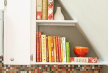 Small spaces / by Michelle Huntsman-Tessers