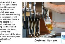 What Our Customers Said / Customer Testimonials and Feedback