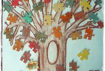 Jesienne zabawy/autumn craft