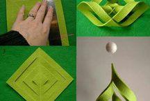 Ornamenti di carta