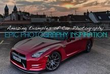 Car photography / Fotografie von Fahrzeugen, Motive & Techniken