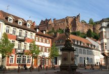 Heidelberg (Allemagne, Europe)