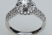 Semi Mount Diamond Engagement Rings / Showcases huge selection of semi mount diamond engagement rings, halo semi mount engagement rings, solitaire semi mount engagement rings and much more. Browse our range of semi mount engagement rings or design your own custom ring. www.jewelrydepothouston.com or call us at 713.789.7977