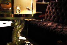 Hospitality Design / Restaurant & Bar Design / by Tonci Farac