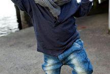 erkek bebek stil