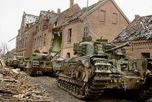 WW II technika spojenci západ