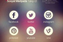 Sosyal Medya / AYAKKABI   ÇANTA   AKSESUAR   luksroyal.com