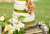 Lets Eat Cake! / So many ideas for your wedding cake.