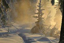 Winter / by Mitko Janeski