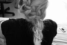 Hairstyles / by Sonya Nichole