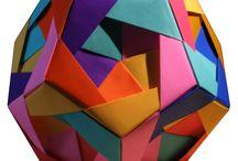 Modular Origami / by Shanthi