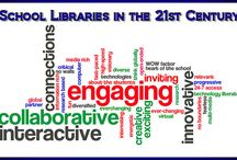 "A Teacher-Librarian in every school. / ""Advocacy is a daily activity. It's how we behave toward parents, students, and colleagues. It's putting learning — not the library, not the stuff, not us — first."" blog.schoollibrarymedia.com  / by Karen Hitchen"