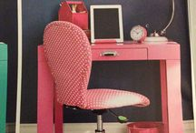 Home: Girls' Bedrooms