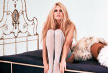 Babes We Love! / Bangin' babes who inspire all things BOST.  Brigitte Bardot Stevie Nicks Lauren Hutton Blondie Deborah Harry Elle Macpherson Sophia Loren Helena Christensen