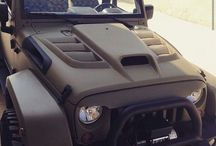 Jeepmotorhaupe
