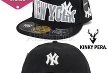 Kinky Pera New York Yankees Ny Full Cap Snapback Hip Hop Şapka / Kinky Pera New York Yankees Ny Full Cap Snapback Hip Hop Şapka