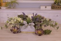 Want to learn flower arranging