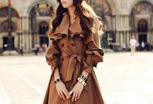 Trench Coat / by Stylish Plus