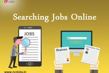 Searching Jobs Online