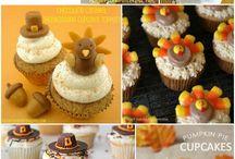 Thanksgiving / Thanksgiving decor, diys and desserts