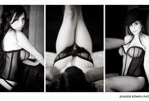 Boudoir Photos / Classy boudoir shots. / by Myss Jones
