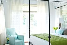Bedrooms / by Kelly Dykstra