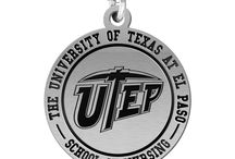 The University of Texas at El Paso UTEP Jewelry / High quality University of Texas at El Paso Jewelry. Go Miners!