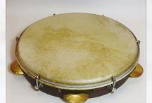 Music Instruments / Handmade tambourines - Export products