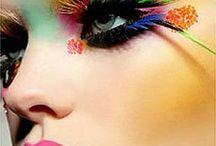 Dramatic Eyes / Beautiful,weird,wild,and crazy! / by Klaressa Hobbs