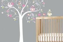 baby girl room idea / by Jarek Brozyna