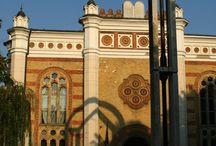 Old Synagogue Szekszard Hungary
