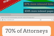 Law Firm Marketing / Inbound Marketing and Social Media for Law Firms